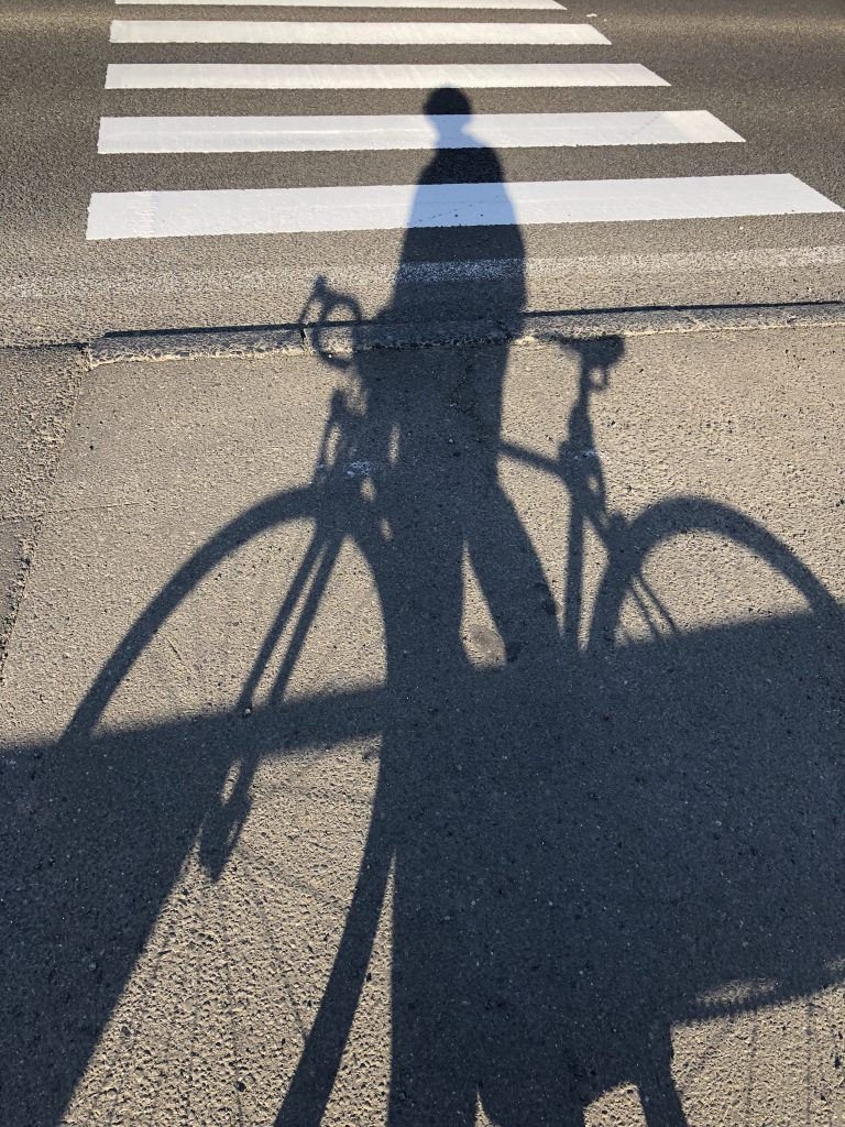 GoPro ロードバイク